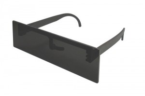 Black Bar Brille - Kuriose Amazon Artikel
