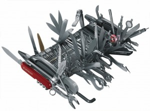 Das Giant Messer ist für jede Situation das passende Werkzeug