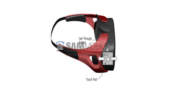 Erste Bilder der Samsung Gear VR  (Bild: Sam Mobile)